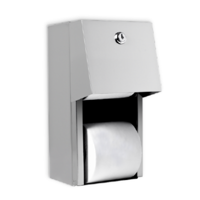 Dual Hood Toilet Tissue Dispenser